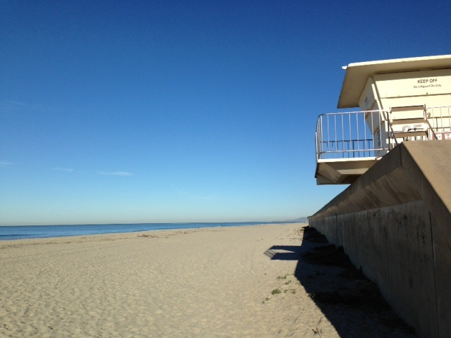 Tamarack Beach in Carlsbad, California