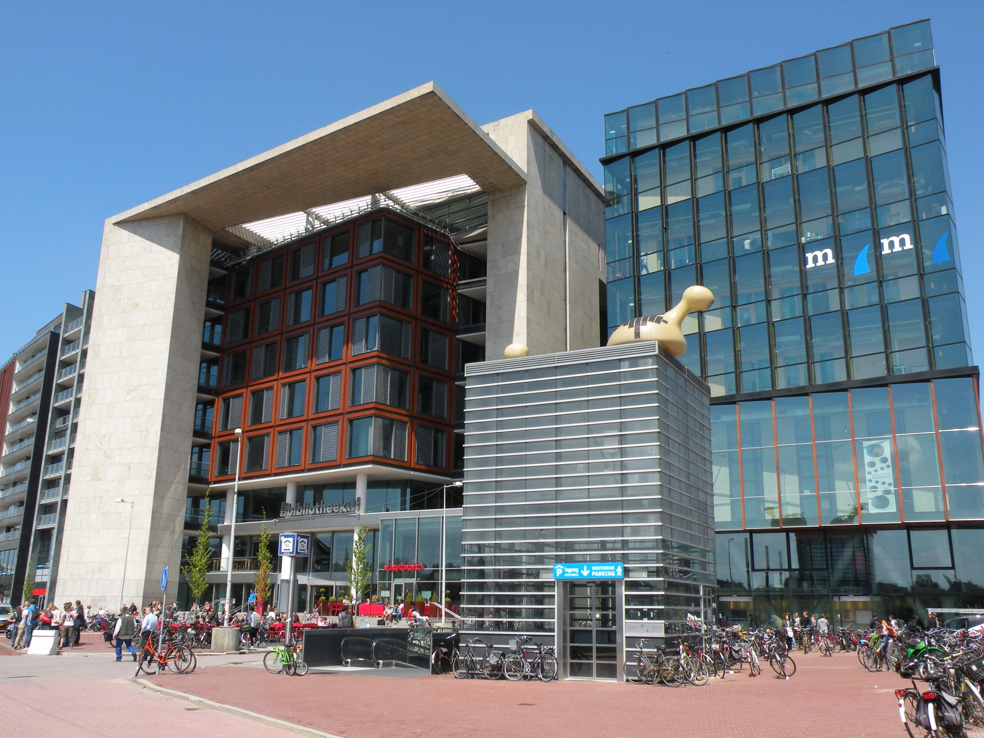 Docklands where 39 s gary - Moderne bibliotheek ...